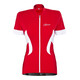 Gonso Febe Bike Jersey Shortsleeve Women red